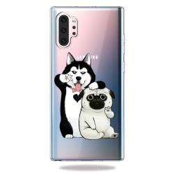 Capa Samsung Galaxy Note 10+ Plus Cachorro