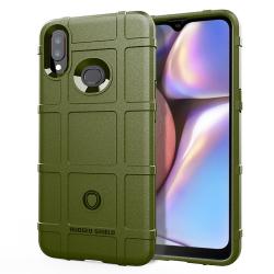 Capa Samsung A10s TPU Antichoque Verde