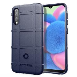 Capa Samsung Galaxy A30s Shield Series Azul