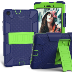 Capa Samsung Tab A 8.0 2019 T290/T295 Antichoque Azul