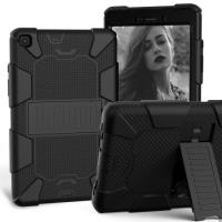 Capa Samsung Tab A 8.0 2019 T290/T295 Antichoque Preto