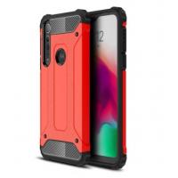 Capa Motorola Moto G8 Play Armor Series Vermelho
