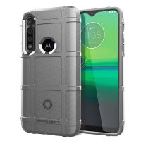 Capa Shield Series Motorola Moto G8 Play Prata