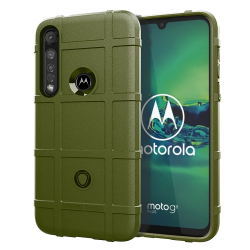Capa Shield Series Motorola Moto G8 Plus Verde