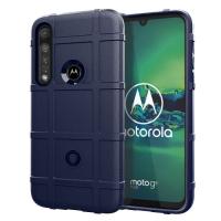 Capa Shield Series Motorola Moto G8 Plus Azul