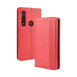 Capa Flip Motorola Moto G8 Play Vermelho