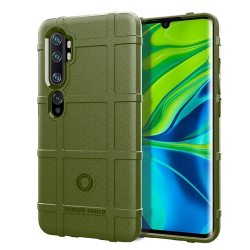 Capinha Mi Note 10 / Mi Note10 Pro Shield Series Verde