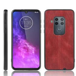 Capa Motorola One Zoom Vermelho
