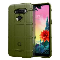 Capinha LG K50s TPU Antichoque Verde