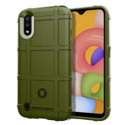 Capa Galaxy A01 Shield Series Verde
