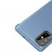 Capa Samsung Note 10 Lite Flip Espelhado Azul
