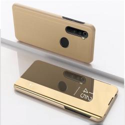 Capa Motorola Moto G8 Plus Espelhado Dourado