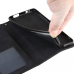 Capa Samsung Galaxy Note 10 Lite Flip Couro Preto