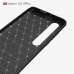 Capa Xiaomi Mi 10 / 10 Pro TPU Fibra de Carbono Preto