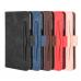 Capa de Couro Redmi Note 9S Azul