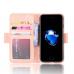 Capa de Couro iPhone SE 2020 Rosa
