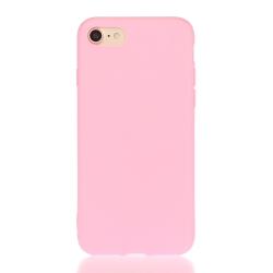 Capa iPhone SE 2020 TPU Rosa