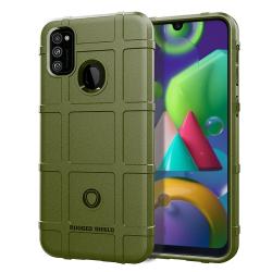 Capa Samsung M21s Shield Series Verde