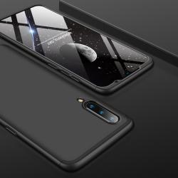 Capa Xiaomi Mi 9 Cobertura Completa das Bordas Preto