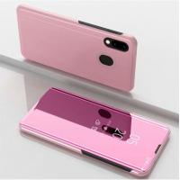 Capa Flip Espelhado para Xiaomi Mi 9 Rosê
