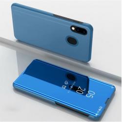 Capa Flip Espelhado para Xiaomi Mi 9 Azul