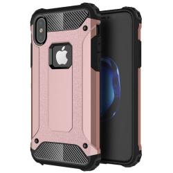 Capa Armor Series para Iphone X / XS - Rosa Dourado