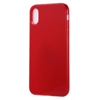Capa para Iphone XS Max Silicone - Vermelho