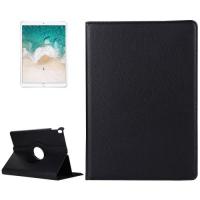 Capa iPad Pro 10.5 360 Graus Couro Preto