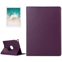 Capa iPad Pro 10.5 360 Graus Couro Roxo
