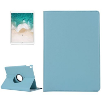 Capa iPad Pro 10.5 360 Graus Couro Ciano