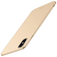 Capinha Iphone XS Max MOFI Series - Dourado