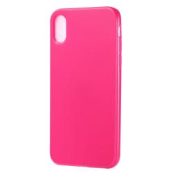 Capinha Iphone XR Silicone - Rosa