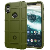 Capa Motorola One Shield - Verde