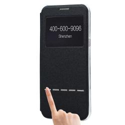 Capa Samsung Galaxy S8 Flip Business Style Preto