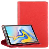 Capa Galaxy Tab A 10.5 T595 2018 Couro Vermelho