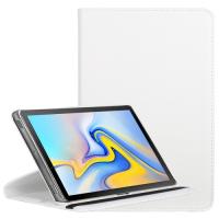 Capa Galaxy Tab A 10.5 T595 2018 Couro Branco