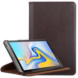 Capa Galaxy Tab A 10.5 T595 2018 Couro Marrom