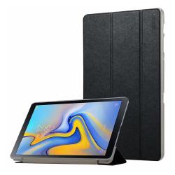 Capa Samsung Galaxy Tab A 10.5 T595 2018 ENKAY 2 Dobras Preto
