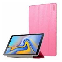 Capa Samsung Galaxy Tab A 10.5 T595 2018 ENKAY 2 Dobras Rosa