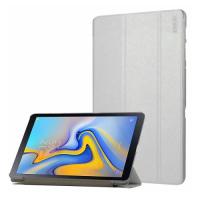Capa Samsung Galaxy Tab A 10.5 T595 2018 ENKAY 2 Dobras Branco
