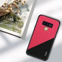 Capa para Galaxy Note 9 MOFI Duas Cores Rosa